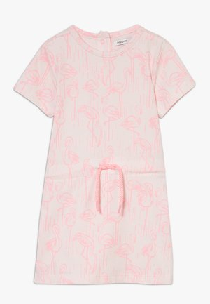 DRESS CASTROVILLE  - Jerseykjoler - cradel pink