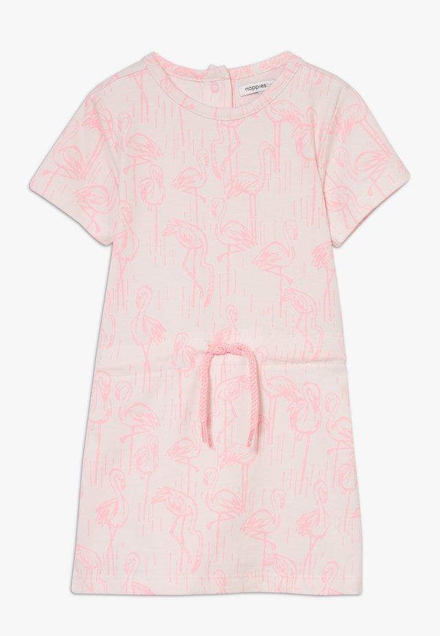 DRESS CASTROVILLE  - Jerseykleid - cradel pink