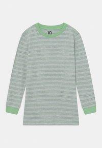 Cotton On - FREE BOYS LONG SLEEVE - Top sdlouhým rukávem - light grey/spearmint - 0