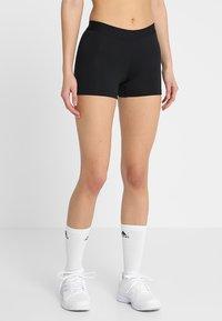 adidas Performance - CLUB DRESS SET - Sportovní šaty - black - 3