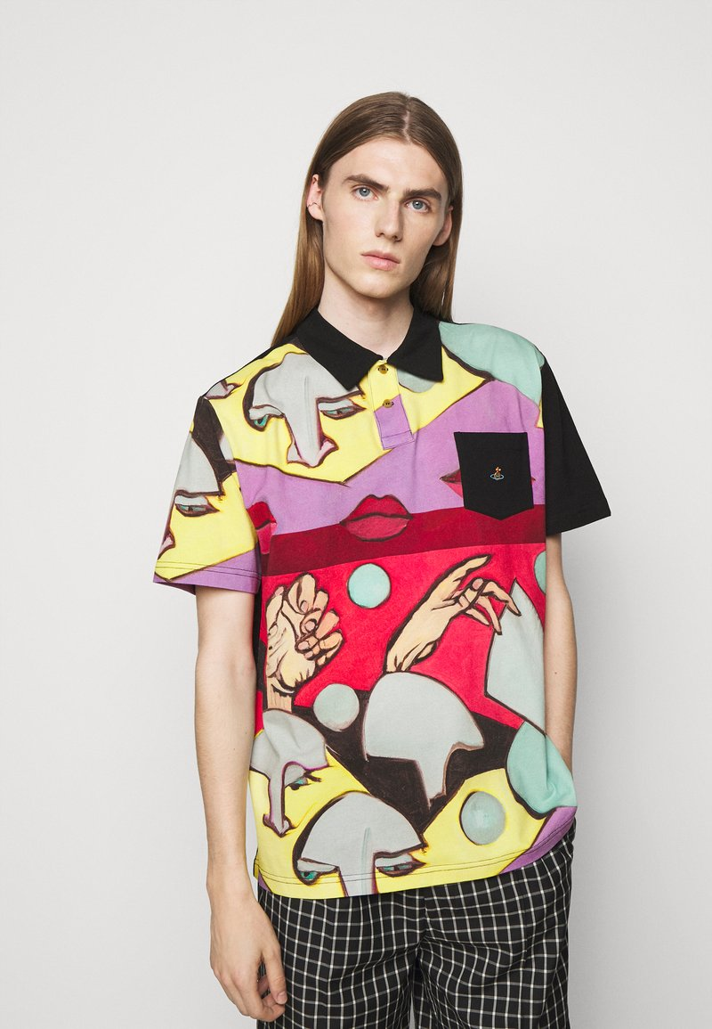 Vivienne Westwood - LOBSTER - Polo shirt - one fun september