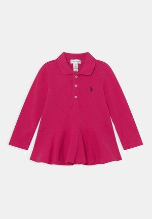 Polo shirt - sport pink
