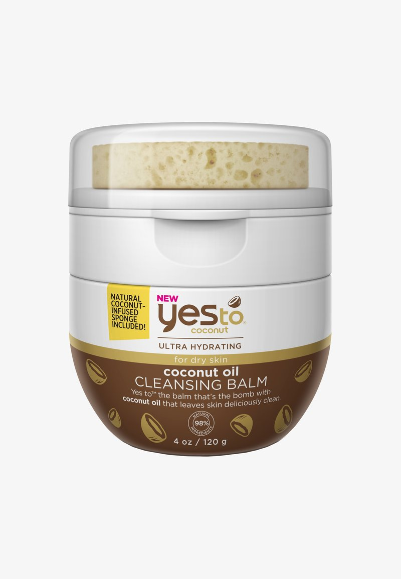 Yes To - YES TO COCONUT CLEANSING BALM 120G - Ansiktsrengöring - neutral