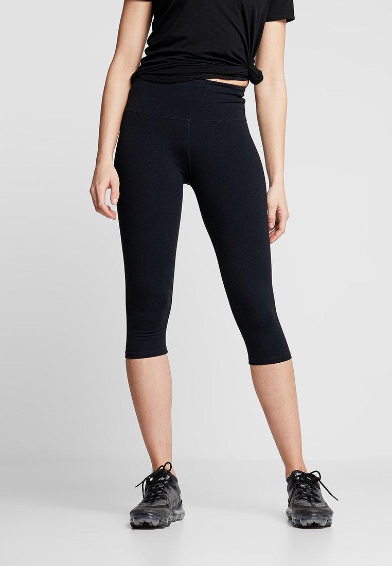 Cotton On Body - ACTIVE CORE CAPRI - 3/4 sports trousers - black