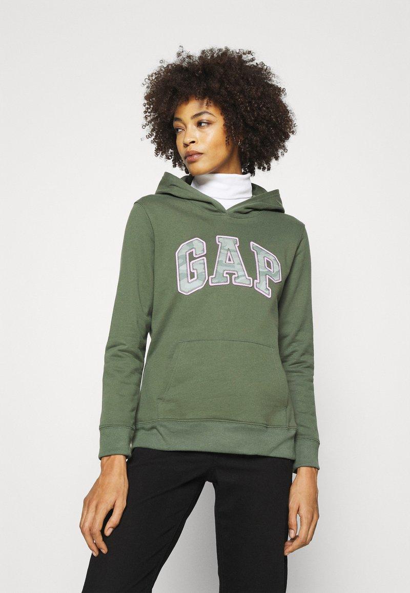 GAP - NOVELTY - Sweatshirt - cool olive