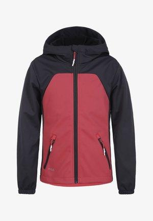 KIMRY  - Soft shell jacket - rot