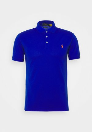 SLIM FIT - Polo - sapphire star