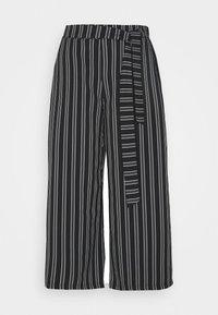 Cartoon - Trousers - black/white - 4