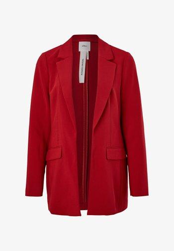 Blazer - bright red