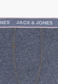 Jack & Jones Junior - JACDENIM TRUNKS 3 PACK - Pants - navy blazer/dark grey - 4