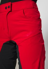 Zimtstern - TAILA EVO SHORT ´ - Short de sport - jester red/pirate black - 4