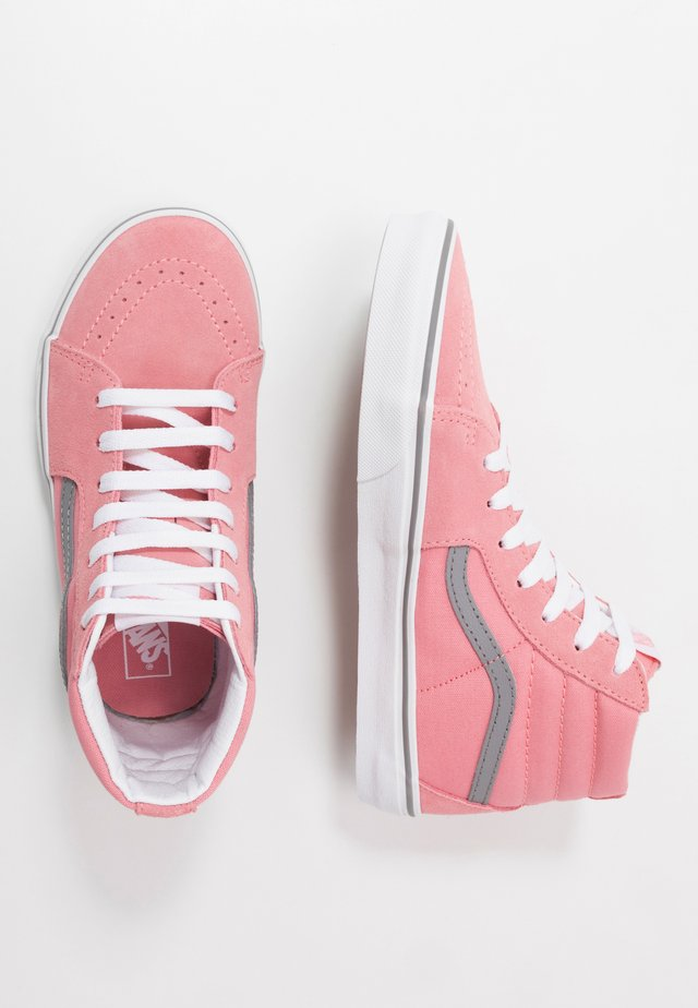 SK8 - High-top trainers - pink icing/frost gray
