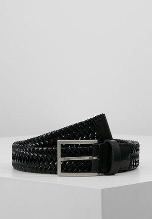 REGULAR - Belt business - black