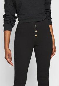 Even&Odd Petite - Leggings - Trousers - black - 4
