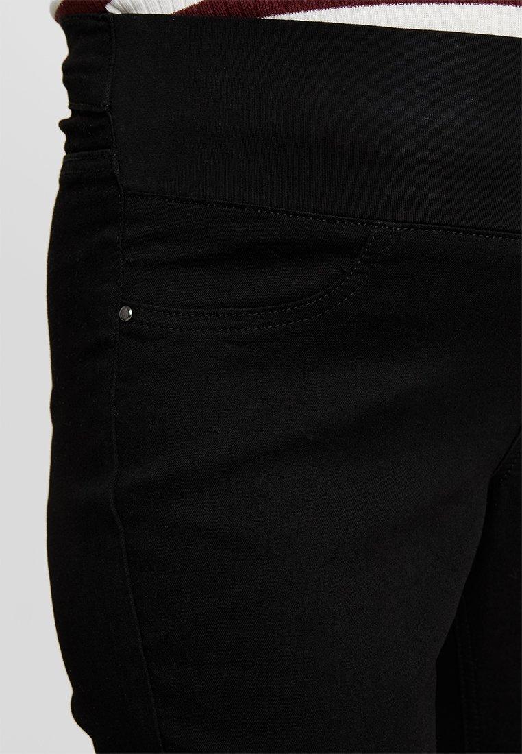 Dorothy Perkins Maternity UNDERBUMP EDEN - Jeans slim fit - black