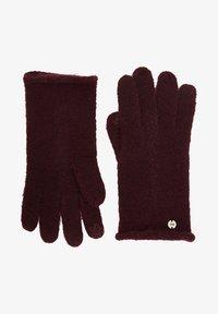 edc by Esprit - Gloves - aubergine - 1