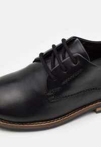 Friboo - LEATHER - Šněrovací boty - black - 5