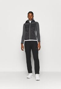 CMP - WOMAN JACKET FIX HOOD - Outdoor jacket - nero - 1