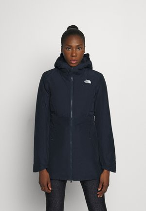 HIKESTELLER INSULATED - Winter coat - dark blue