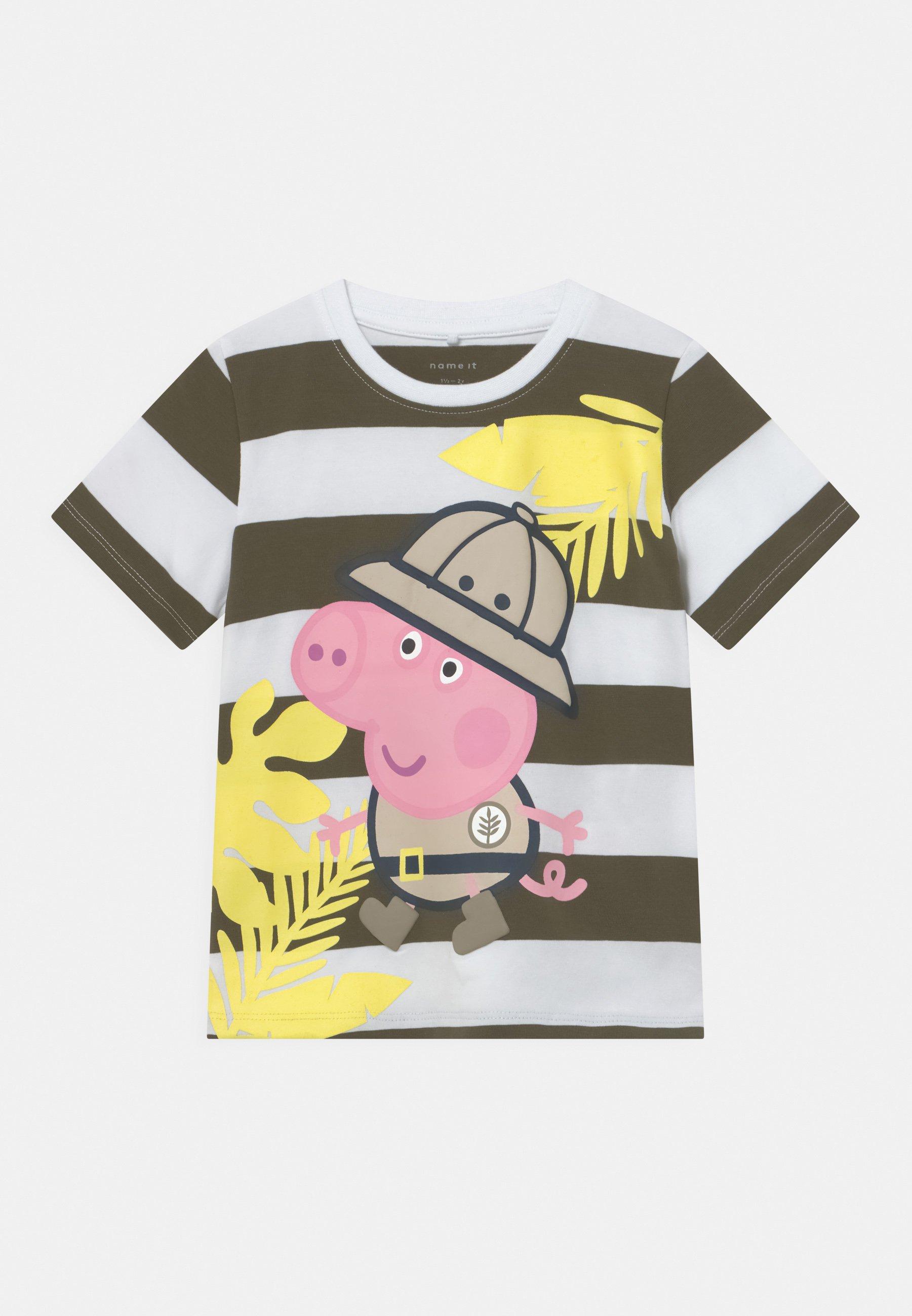 Kinder NMMPEPPAPIG WILI - T-Shirt print