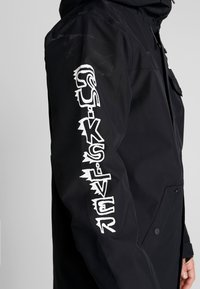 Quiksilver - IN THE HOOD - Laskettelutakki - black - 7