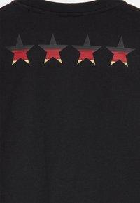 adidas Performance - DFB DEUTSCHLAND KIDS TEE UNISEX - T-shirt print - black - 2