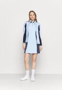 Kjus - WOMEN SUSI DRESS - Sports dress - cloud blue/atalanta blue - 1