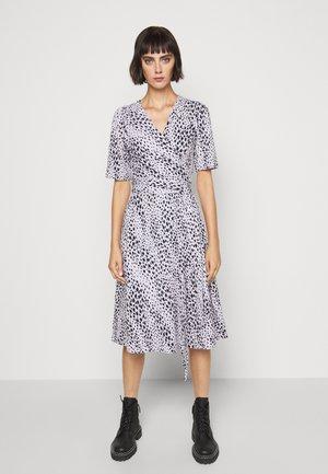 STELLA - Jersey dress - lilac