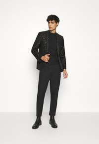 Twisted Tailor - FARROW JACKET - Suit jacket - black - 1