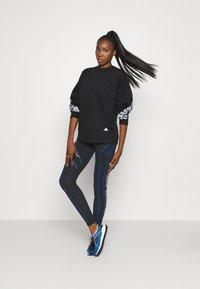 adidas Performance - WORD - Sweatshirt - black - 1