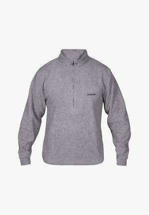 Fleece jumper - steel grey