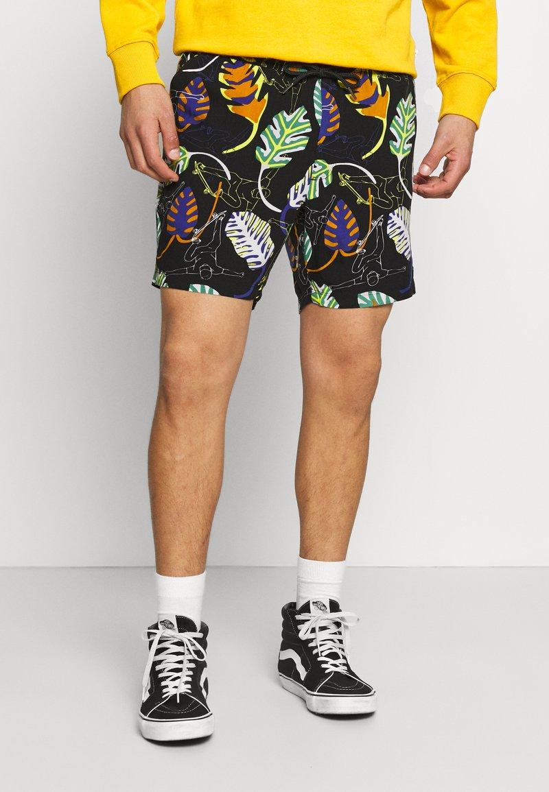 Redefined Rebel - ELIAN - Shorts - black