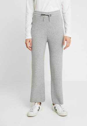 HARPER PANTS - Tracksuit bottoms - grey melange