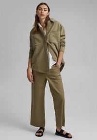 edc by Esprit - Summer jacket - light khaki - 1