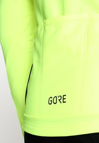 Gore Wear - THERMO  - Fleecová bunda - neon yellow - 5