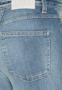 CLOSED - PUSHER - Skinny džíny - mid blue - 3