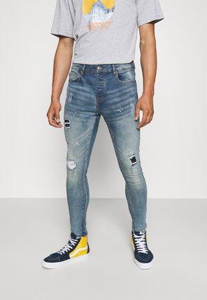 MJN-REYNOLDS - Jeans Skinny Fit - light blue denim