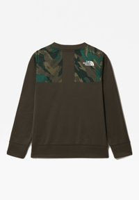 The North Face - B SURGENT CREW - Sweatshirt - new taupe green - 1
