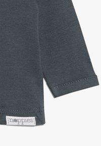 Noppies - TEE LUX TEKST - T-shirt à manches longues - dark grey - 2