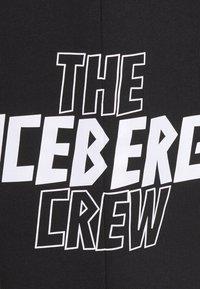 Iceberg - PANT THE CREW - Tracksuit bottoms - nero - 7