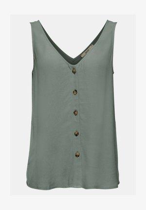 MAROCIAN - Blouse - turquoise