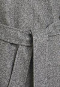 ONLY - ONLVICTORIA - Classic coat - dark grey melange - 2