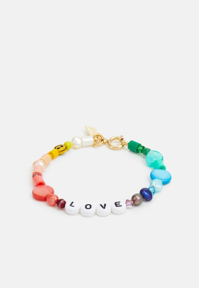 CANDY MAN BRACELET LOVE - Rannekoru - multicoloured
