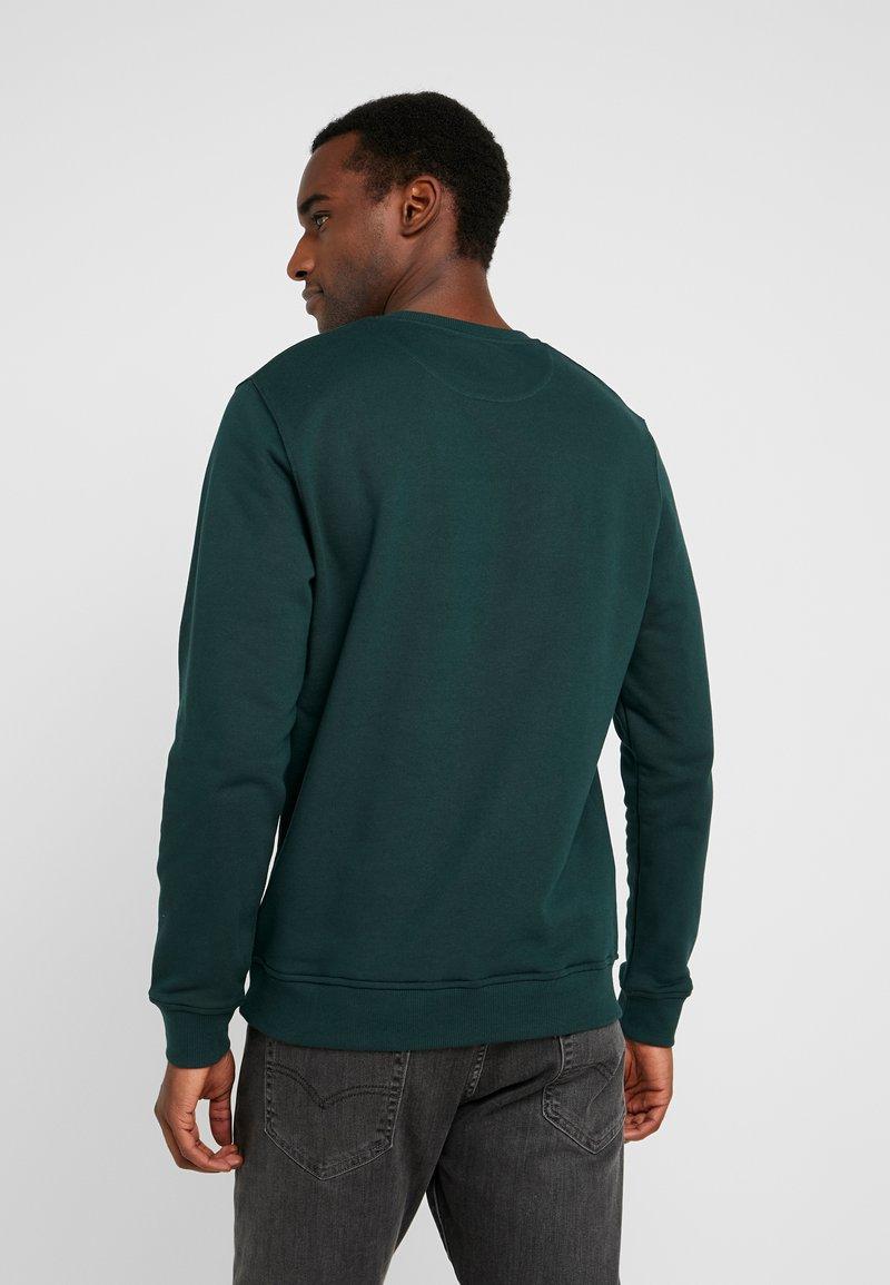 Lyle & Scott CREW NECK - Sweatshirt - green/grün u7HG7a