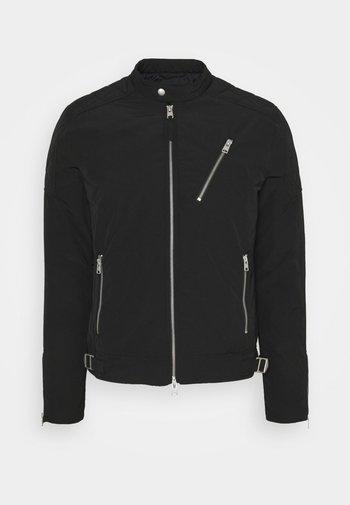 FURTIA JACKET - Summer jacket - black