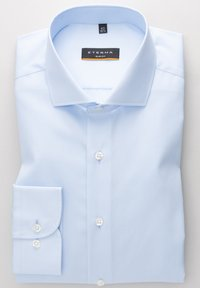 Eterna - SLIM FIT - Formal shirt - blau - 4