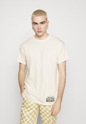 COLUMBIA ROAD TEE - T-shirt con stampa - sand
