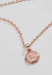 Ted Baker - ELVINA MINI BUTTON - Necklace - rose gold-coloured/baby pink - 4