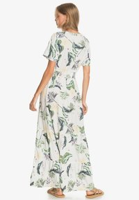 Roxy - Maxi dress - snow white large praslin - 2