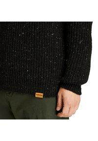 Timberland - NAPS  SWE - Sweatshirt - dark grey heather - 3